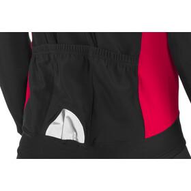 Etxeondo Teknika Windstopper Jacket Men Black/Red